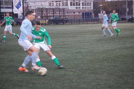 Wedstrijd Hoograven-SVF 6-12-2015 1