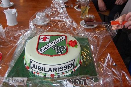 jubilarissen kl taart