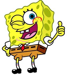 E4 spongebob