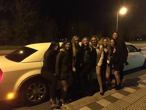 svf dames limo