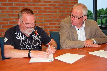 dirk contract tekenen 2016 2017