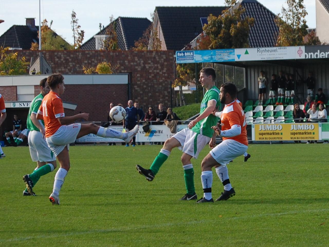 Wedstrijd SVF-Oranje Wit